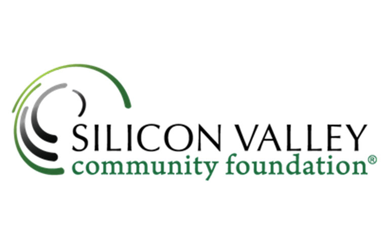 silicon valley community foundation logo partnered with socialtable